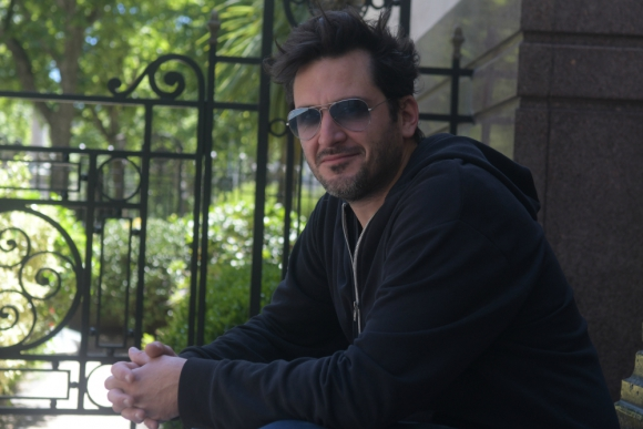 Federico Simonetti. Foto: Francisco Flores