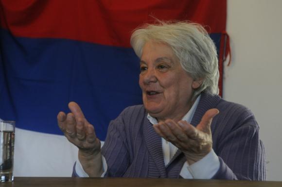 Topolansky: pide informe sobre cambios en actuación del TCR. Foto: A. Colmegna