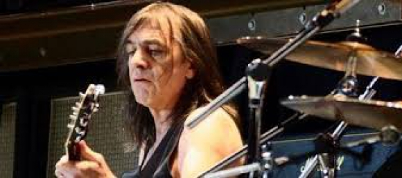 Malcolm Young. Foto: EFE