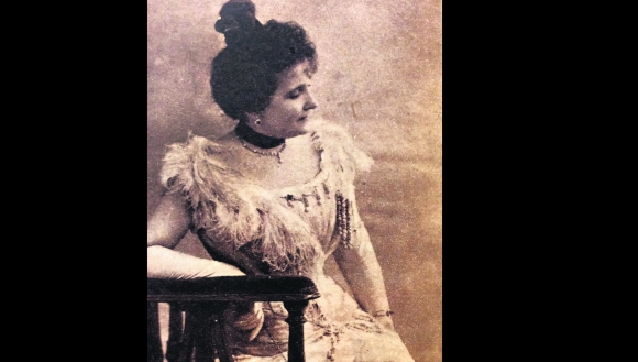 Protagonista: Elvira estuvo medio siglo junto a Julio Herrera. Foto: Archivo