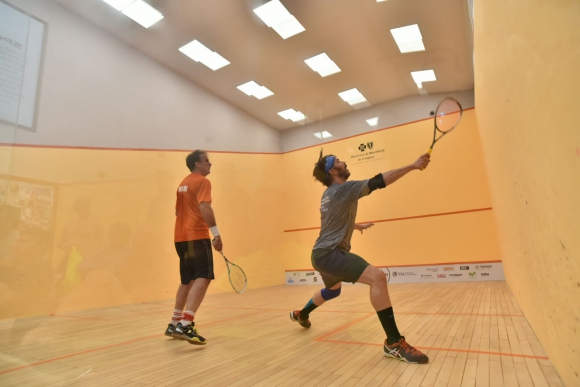 Montevideo Squash Open. Foto: Prensa Montevideo Squash Open.