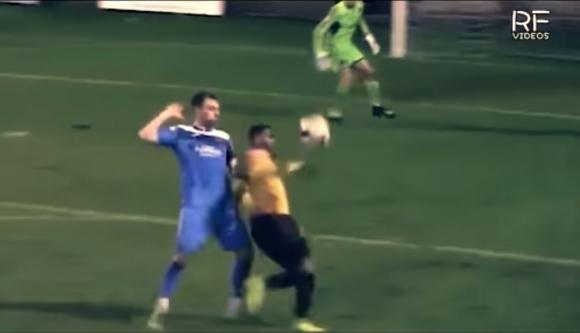 Tremendo gol de Daniel Dubidat para el Alvechurch