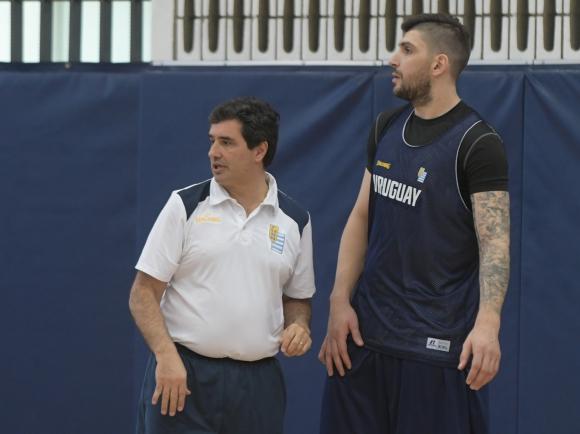 Marcelo Signorelli y Esteban Batista. Foto: Francisco Flores.