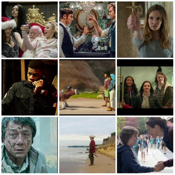 El cine que se viene hasta fin de año