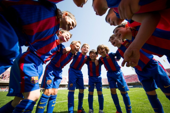 Foto: FCBEscola