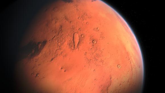 Revelan la razón de la aparente falta de agua en Marte