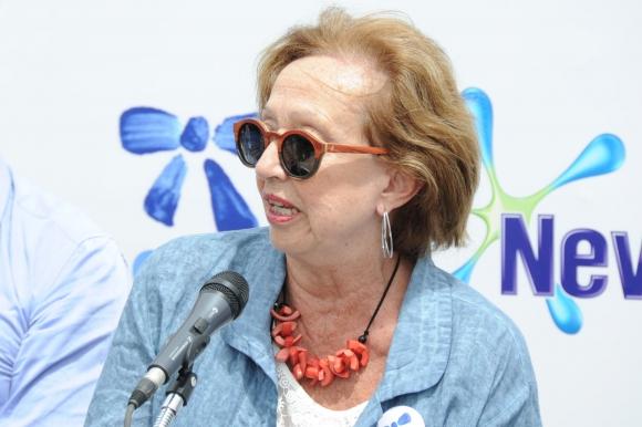 María Julia Muñoz. Foto: Presidencia de la República