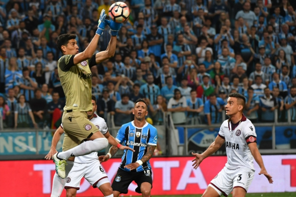 Esteban Andrada. Foto: AFP