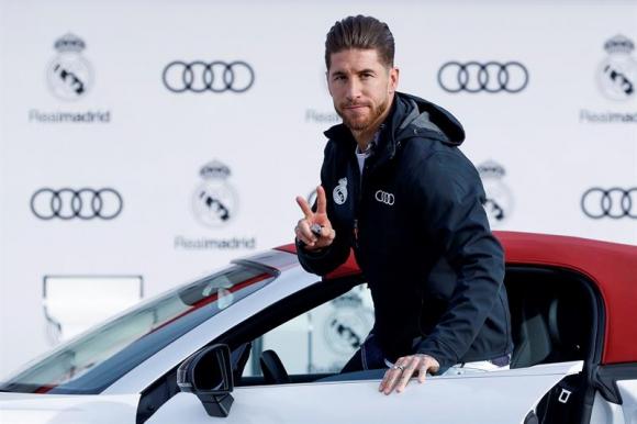 Los lujosos carros que recibieron los jugadores del Real Madrid