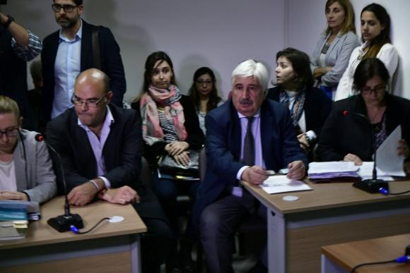El fiscal Juan Gómez pidió seis meses de prisión preventiva. Foto: Fernando Ponzetto