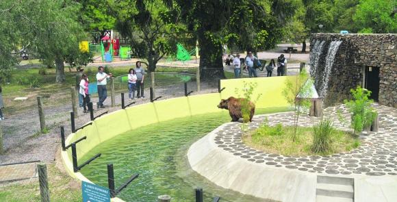 Para preservar el bienestar animal la entrada está limitada a 150 personas por tanda. Foto: V. Rodríguez