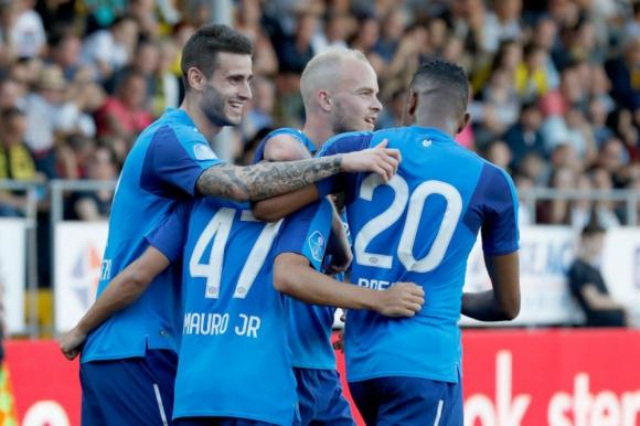 PSV volvió a ganar de visitante: 2-1 al Excelsior