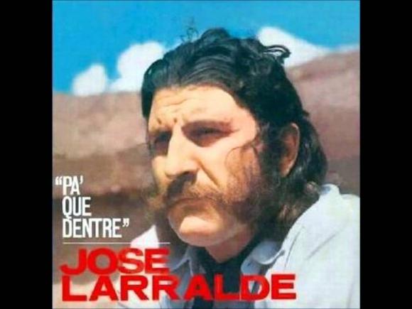 Pa' que dentre - José Larralde. Foto: difusión