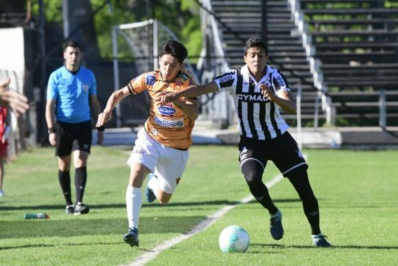 Wanderers vs. Sud América. Foto: Marcelo Bonjour