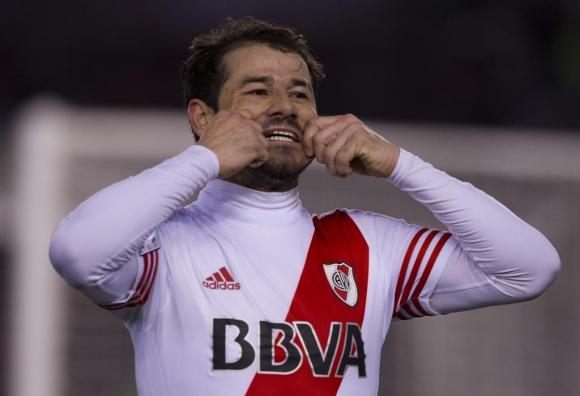 Rodrigo Mora. Foto: AFP