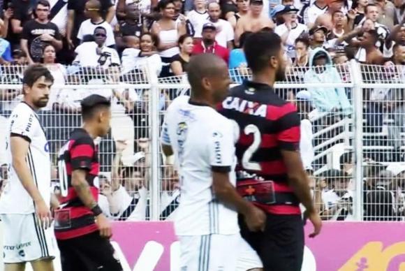 Rodrigo expulsado por meterle el dedo en la cola a Tréllez