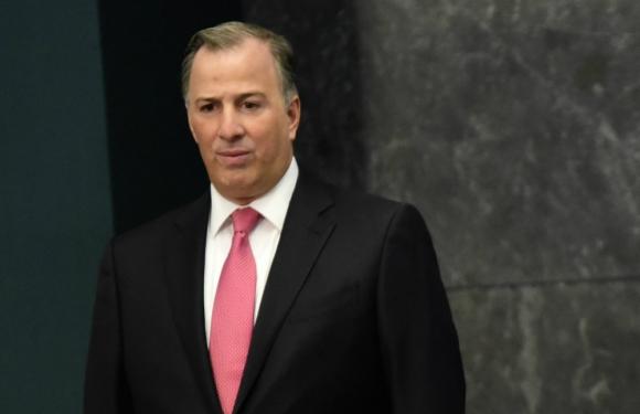 José Antonio Meade. Foto: AFP