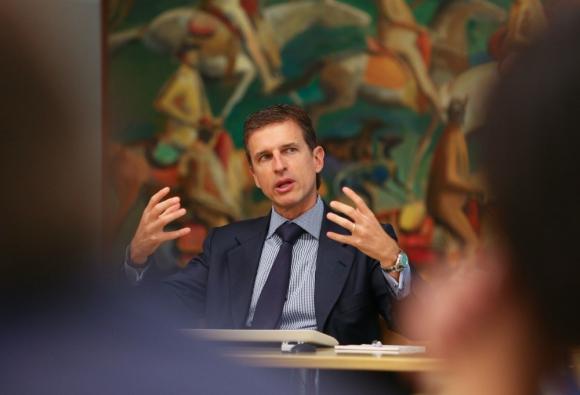 Marino: dio su visión sobre las economías regionales y sus problemas. Foto: Itaú
