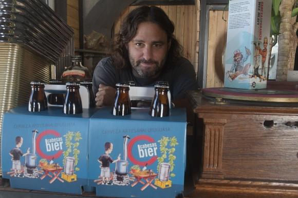 Rodrigo Ríos, Cabesas Bier