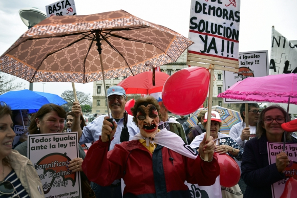 Cincuentones: el Partido Comunista pidió dar por cerrada la discusión. Foto: F. Ponzetto