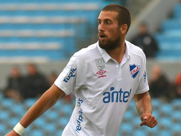 Guzmán Corujo. Tiene 21 años y contra Defensor jugó los primeros minutos del Clausura. Foto: Francisco Flores