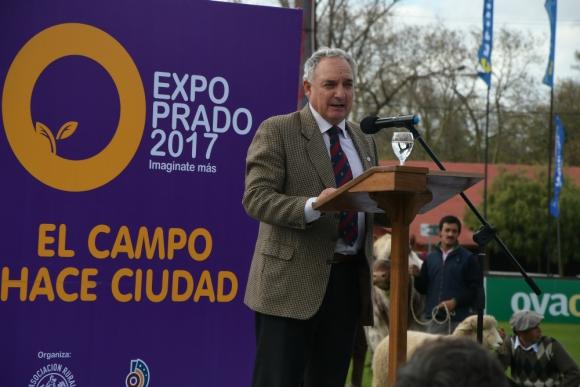 Pablo Zerbino, presidente de la ARU. Foto: Ariel Colmegna.