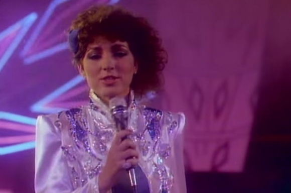 "Gloria Estefan, Miami Sound Machine - ""Conga"". Foto: difusión"