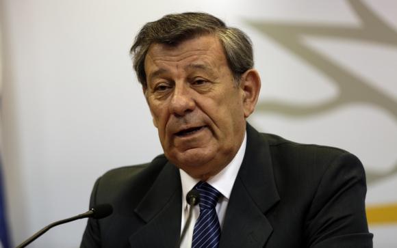 El canciller Rodolfo Nin Novoa en conferencia de prensa. Foto: EFE