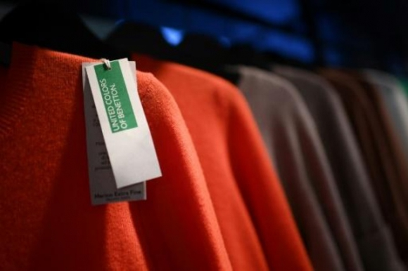 El empresario italiano Luciano Benetton regresa al frente de su firma. Foto: AFP