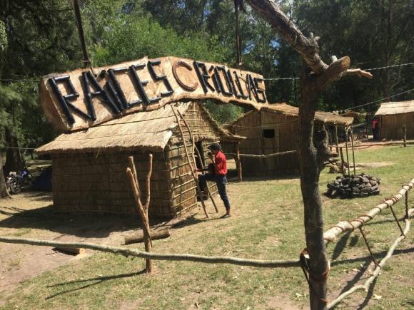 Ranchos: jurado deberá dirimir cuál reúne las mejores tradiciones. Foto: N. Araújo