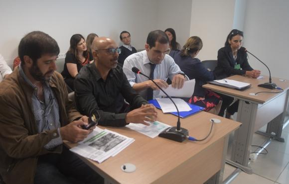 La defensa de la empresaria pidió que se cite como testigos a dos periodistas. Foto: F. Flores