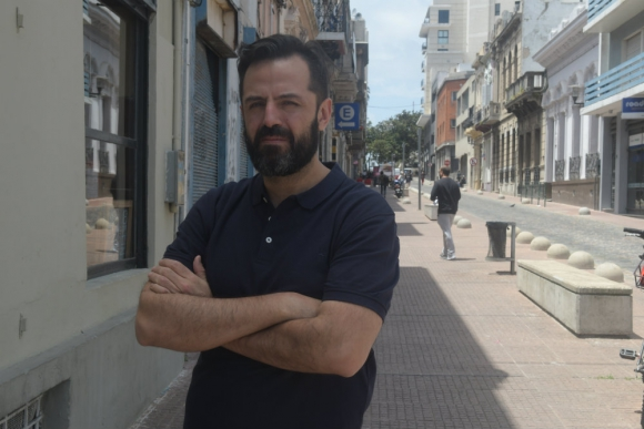 Ricardo Acosta, empresario gastronómico