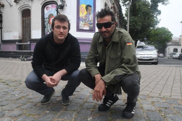 Fabián Curzio y Diego Soto
