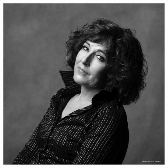 Carmen Morán. Foto: Robert Yabeck