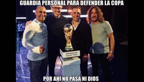 Los memes del sorteo del Mundial