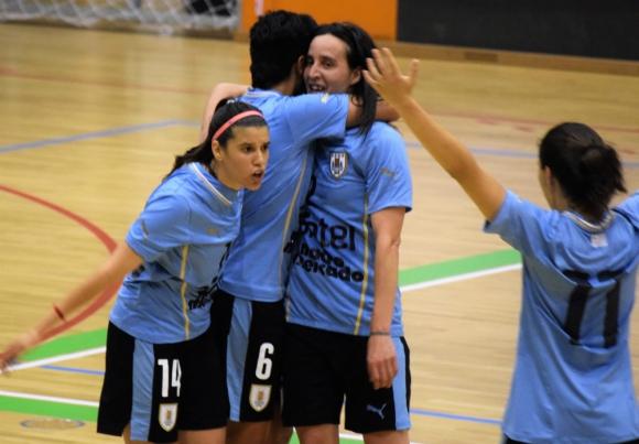 Copa América de Futsal Femenino. Fotos: Claudia López