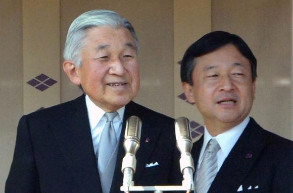 Emperador de Japón abdicará al trono en 2019