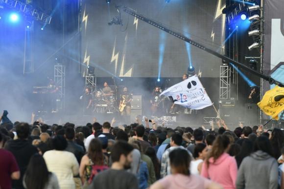 En esta nueva versión se reúnen grandes bandas del género. Foto: Marcelo Bonjour