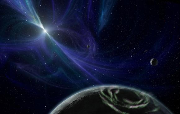 Pulsar. Foto: Flickr