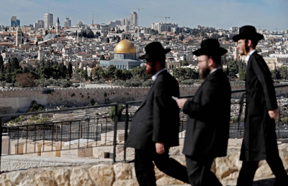 La ciudad es reclamada por judíos como su capital por razones religiosas y políticas. Foto: AFP