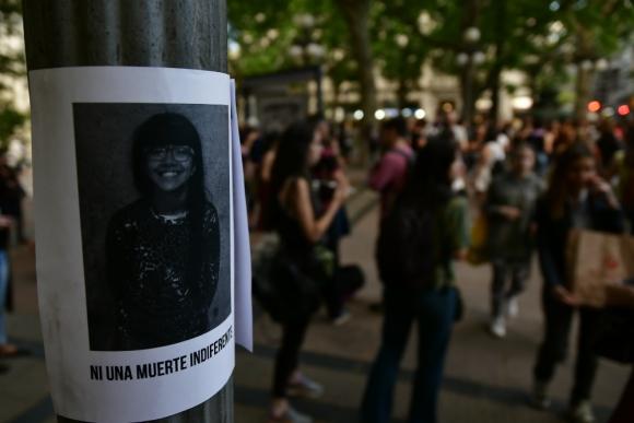 Bonomi dijo que la Policía tiene confirmado que Brissa tuvo vínculo anterior con homicida. Foto: F. Ponzetto