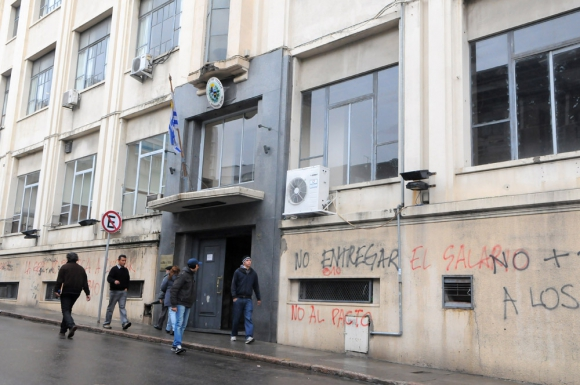 Ministerio de Trabajo y Seguridad Social. Foto: Archivo El País
