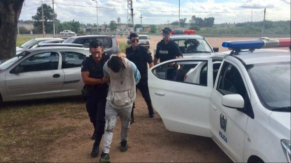 El recluso de 19 años que estaba prófugo fue recapturado. Foto: Néstor Araújo
