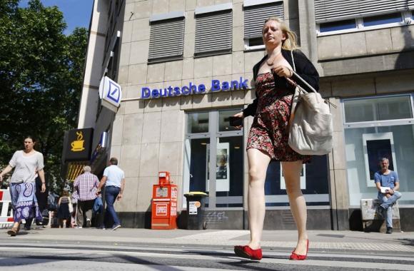 Deutsche Bank. Foto: Reuters