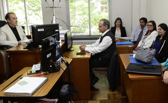 El expresidente de Ancap, José Coya, declaró que el gobierno decidió dejar afuera a Exor. Foto: M. Bonjour