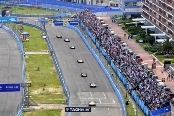 La administración departamental pondrá dinero y armará la pista. Foto: R. FIgueredo