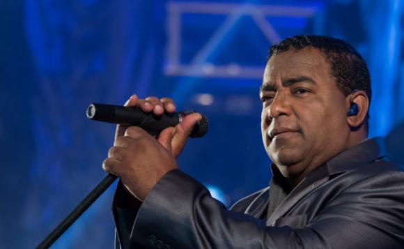 Luiz Carlos, lider de Raça Negra. Foto: difusión