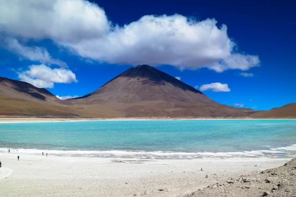 Salar del desierto de Atacama