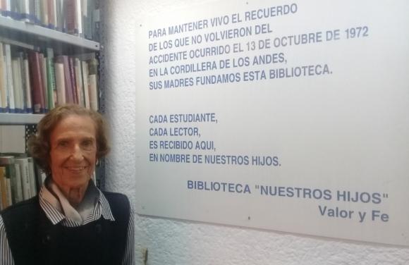 Raquel Arocena. Foto: El País