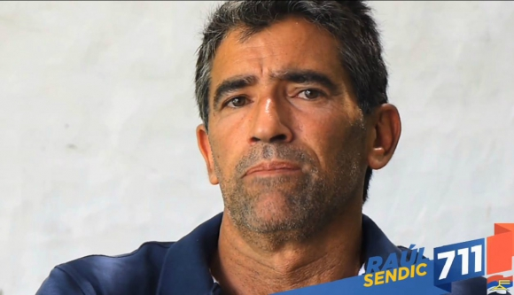 Video de Raúl Sendic sobre los cincuentones. Foto: Captura YouTube.